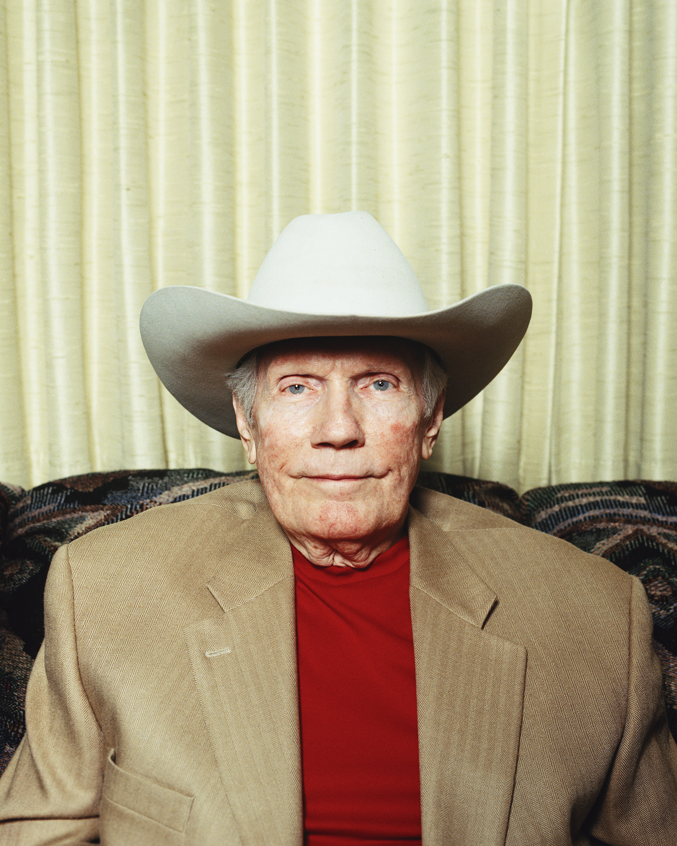 Phelps, photographed in 2010, died on March 20 at age 84