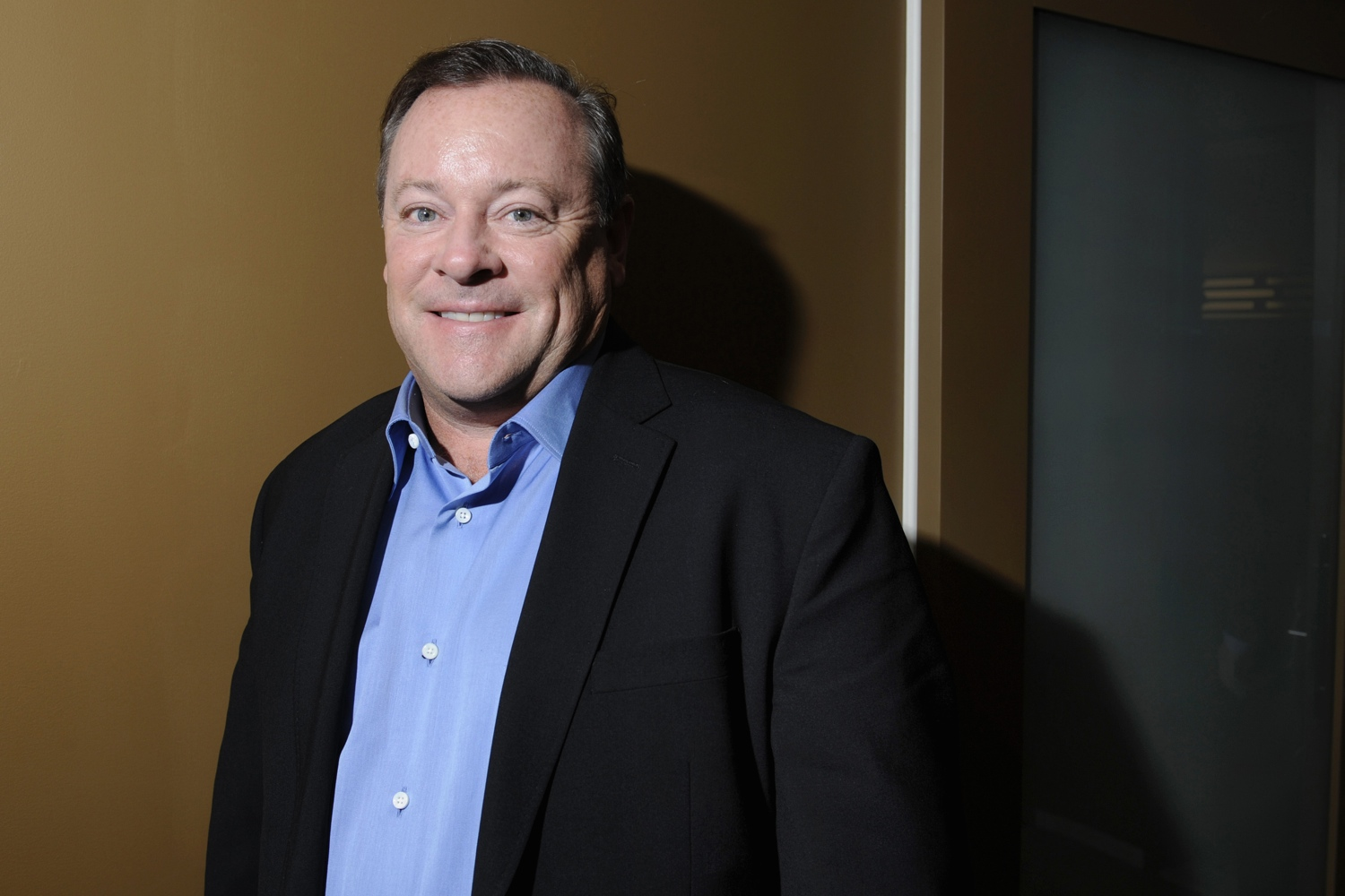 President and CEO of Sony Computer Entertainment of America, Jack Tretton, is photographed during the Electronic Entertainment Expo (E3), in Los Angeles June 5, 2012.