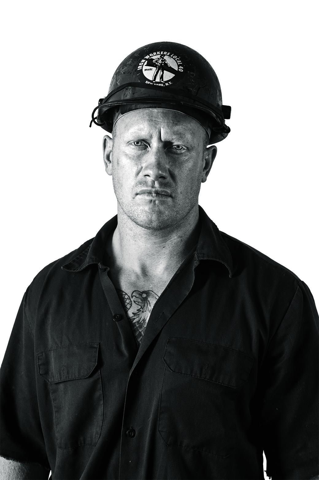 One World Trade Center ironworker Jim Brady