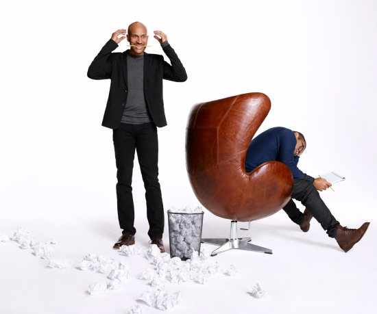 Comedy duo Key and Peele
