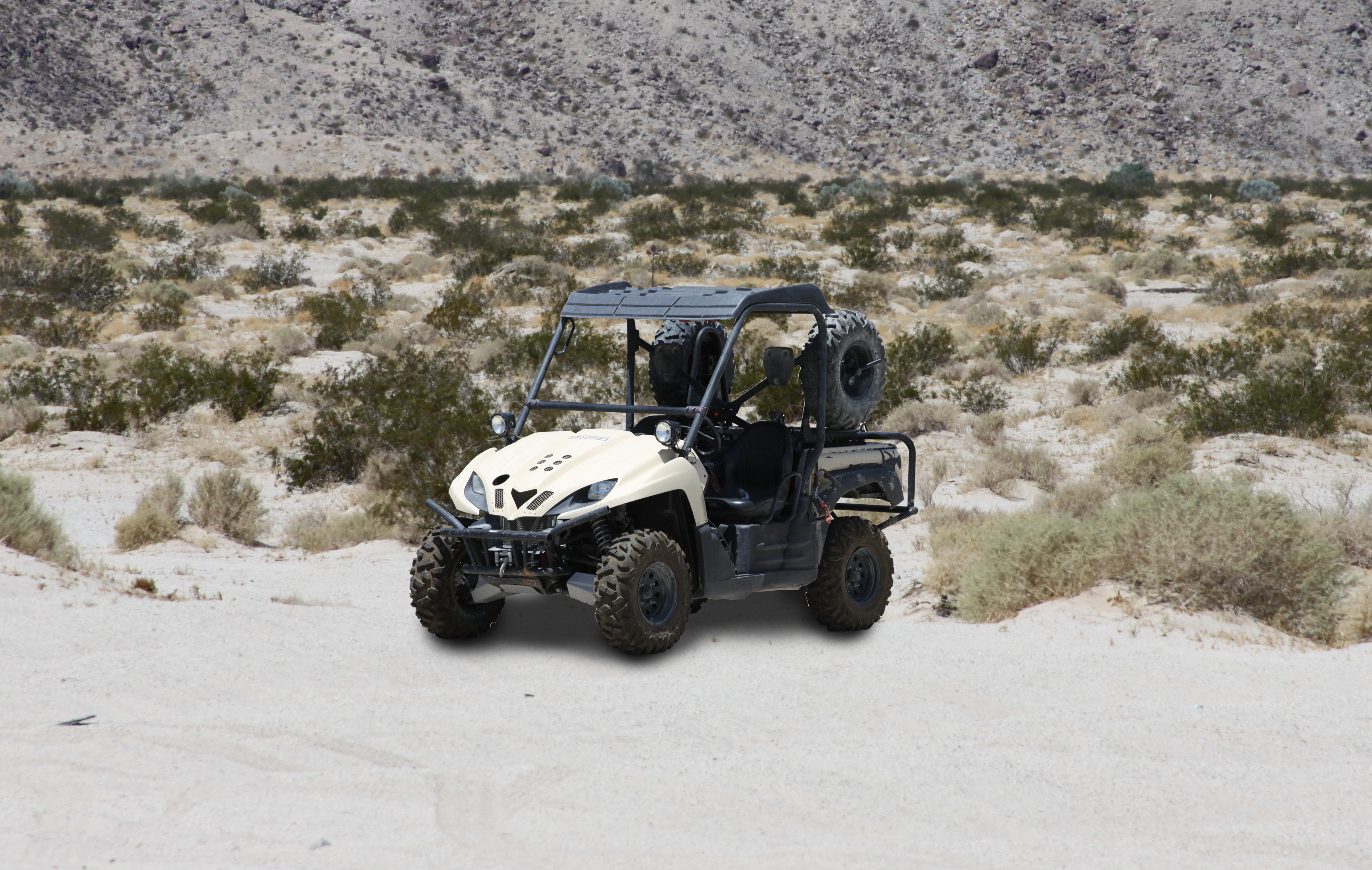 The Lightweight Tactical All-Terrain Vehicle used by SEALs.