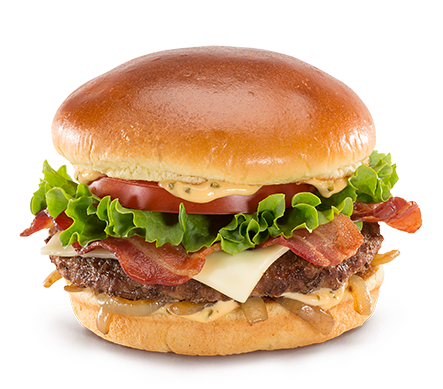 McDonald's new Bacon Clubhouse Burger