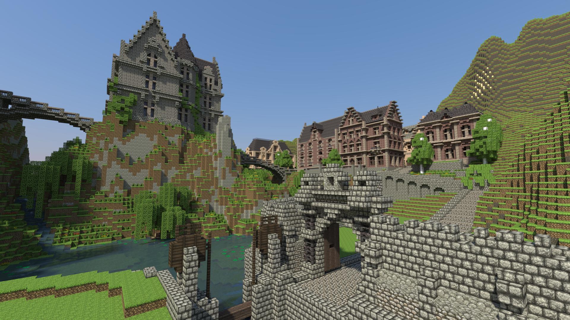 Microsoft Taking Minecraft to Virtual Reality on Oculus Rift  Time