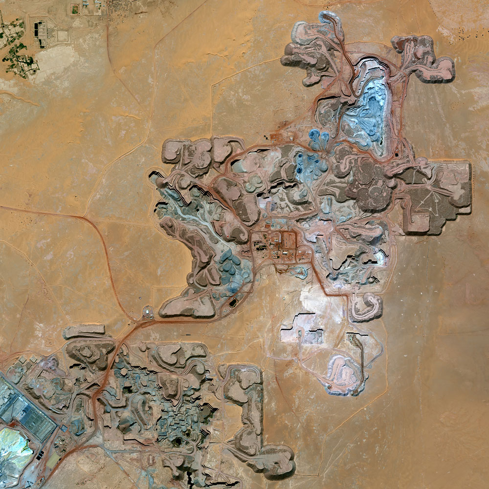 Niger, Feb. 13, 2013 – Arlit Uranium Mine