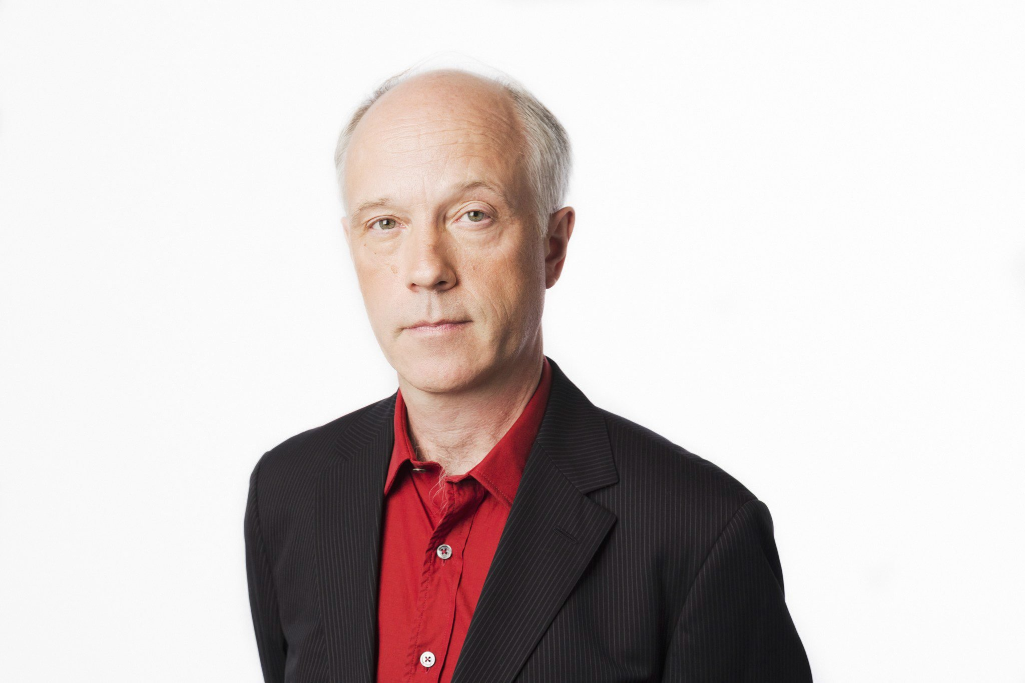 Swedish journalist Nils Horner.