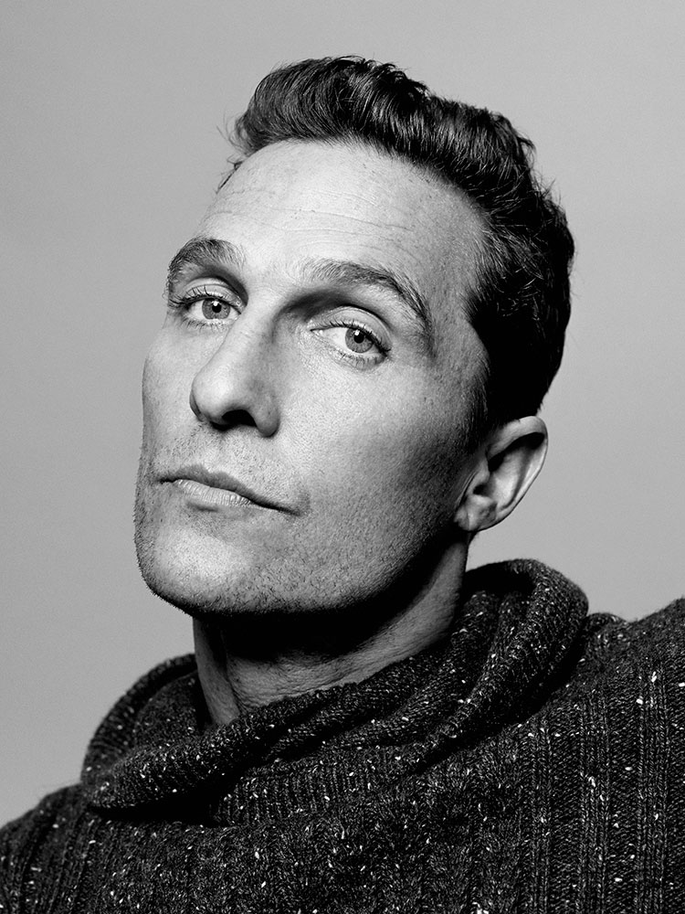 Best Actor: Matthew McConaughey for Dallas Buyers Club