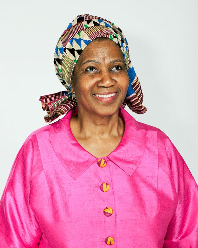 Dr. Phumzile Mlambo-Ngcuka.