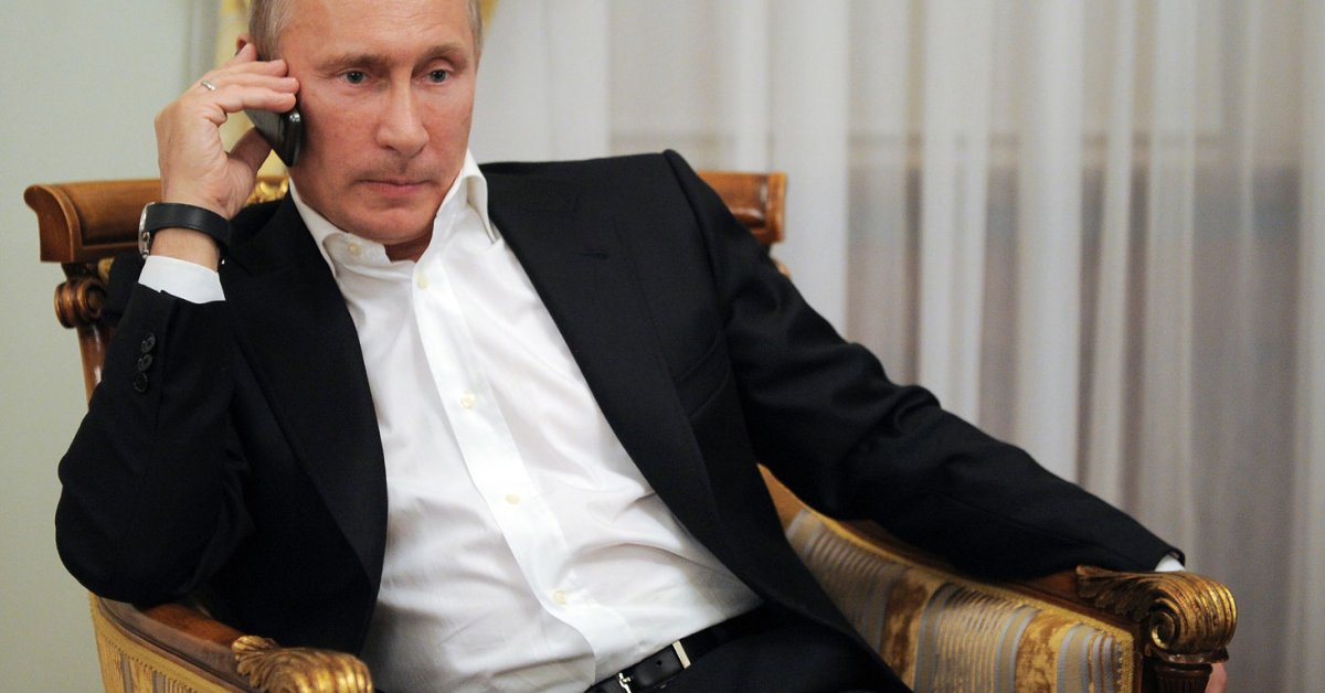 Russia How Putin S Technophobia Keeping U S Spymasters In The Dark Time