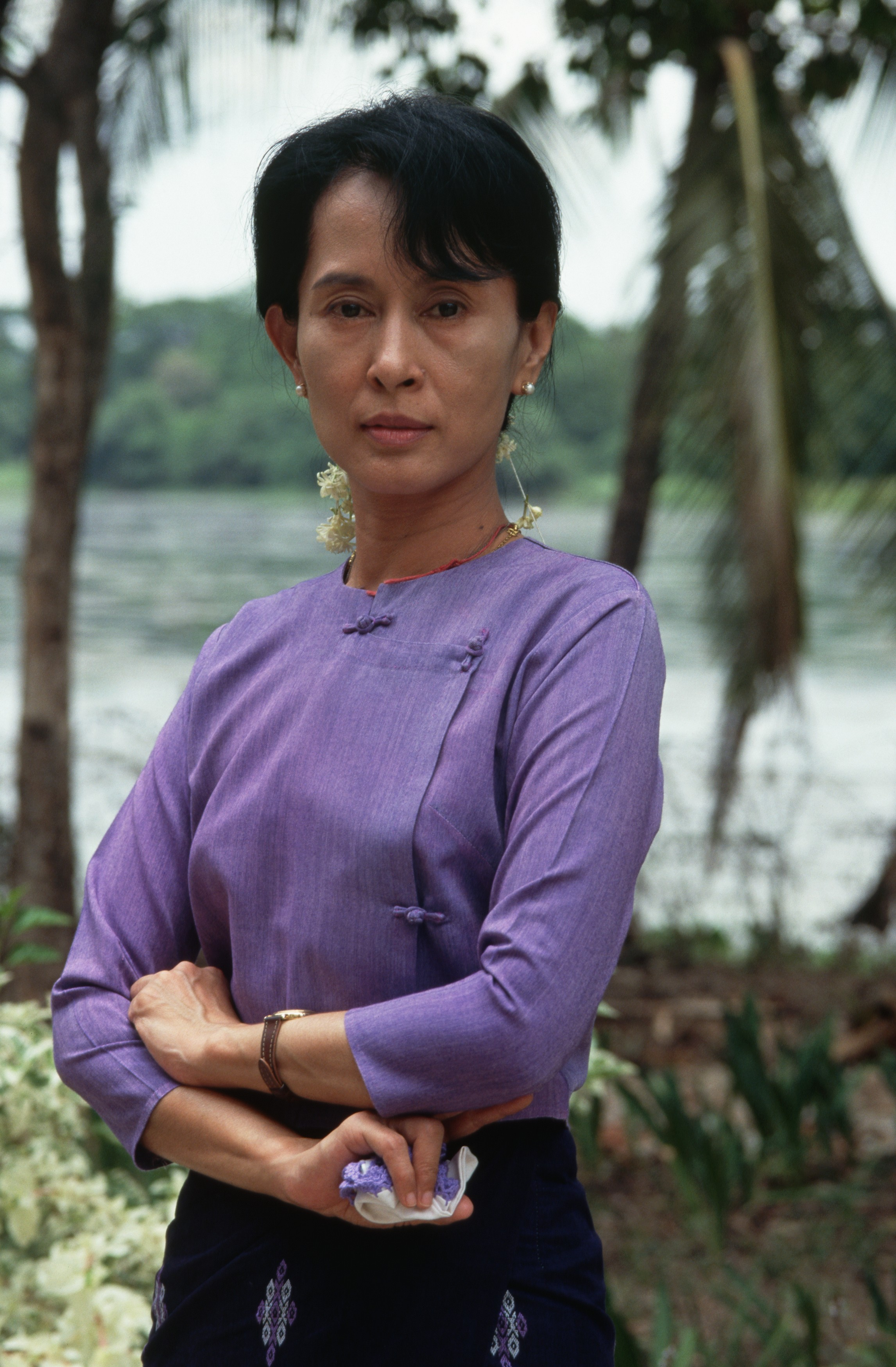 <strong>Aung San Suu Kyi, Myanmar</strong>                                   Nobel Peace laureate Aung San Suu has been the foremost leader in the effort to democratize the Southeast Asian nation as well as a courageous advocate for human rights and peaceful revolution. She spent 15 years under house arrest when the government refused to cede power to her after her party was elected.
