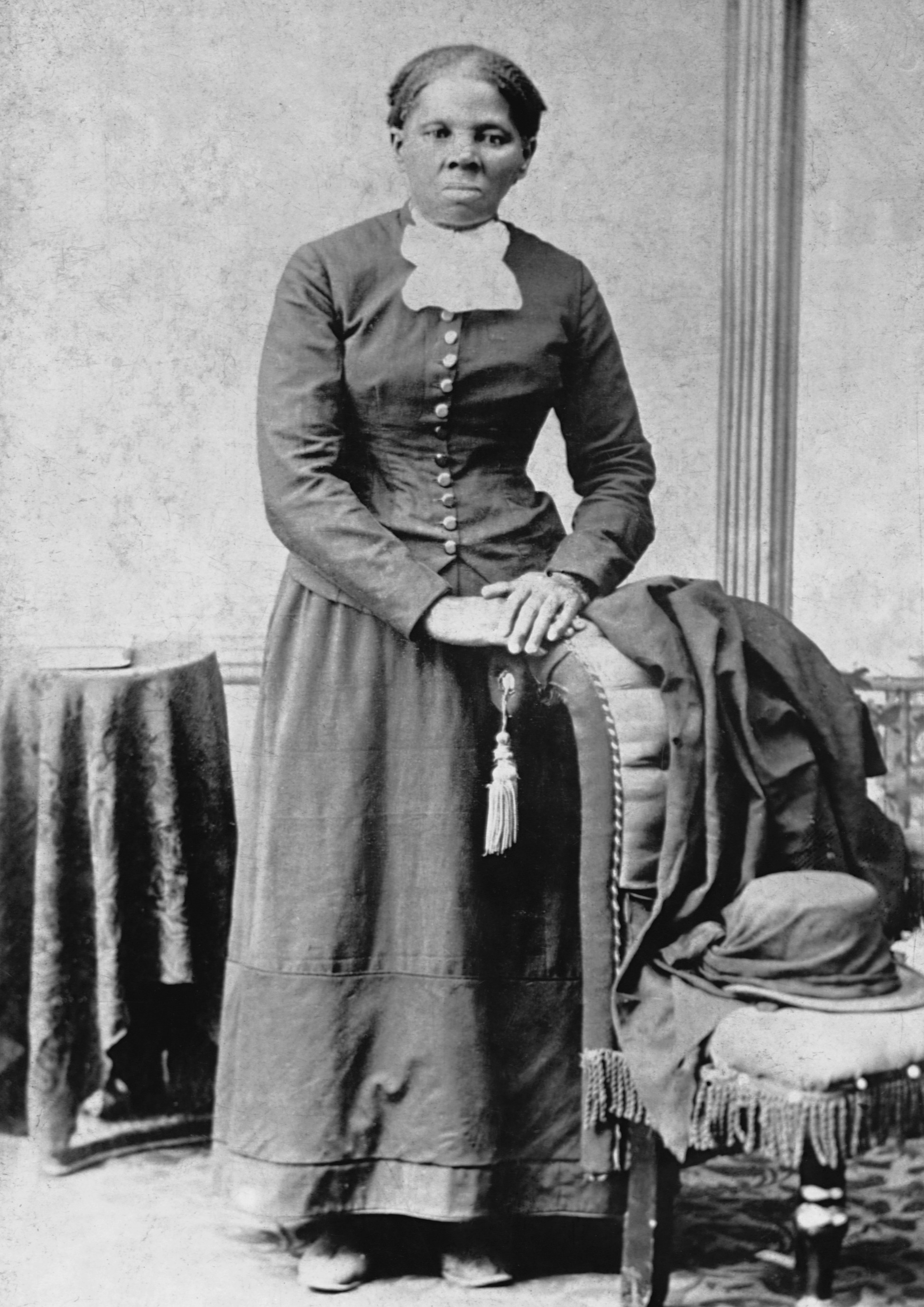 <strong>Harriet Tubman, the U.S.</strong> Harriet Tubman, who was born a slave in 1820, fled Maryland for the free state of Pennsylvania. Over the years, she went on 19 missions to rescue more than 300 slaves on the Underground Railroad. During the Civil War, she was the first woman to lead a military expedition, liberating more than 700 slaves.