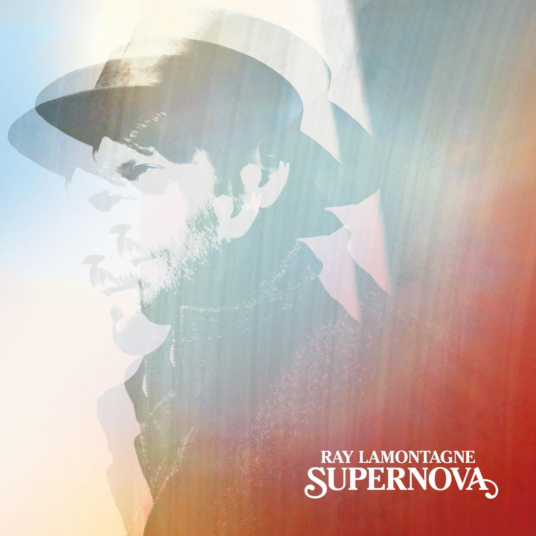 The album cover for  Supernova