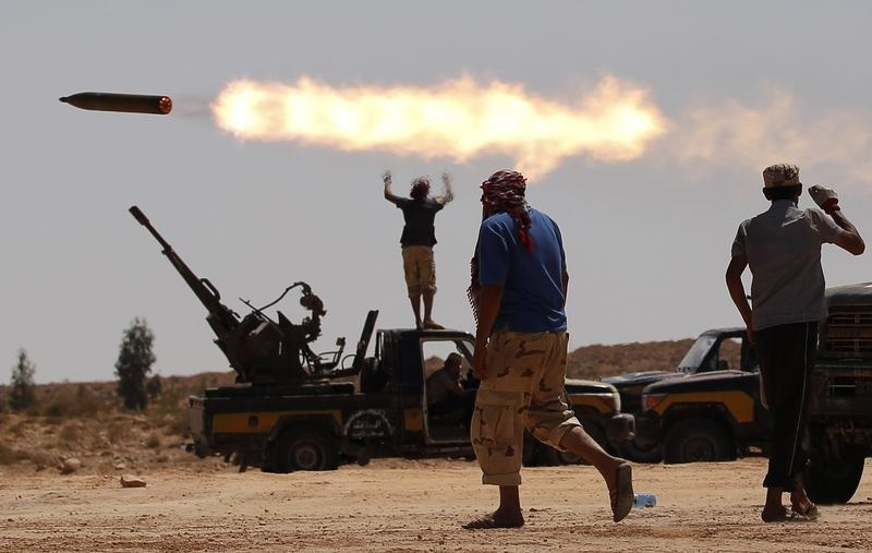 Libya has become a primary source of illicit weapons, U.N. experts say