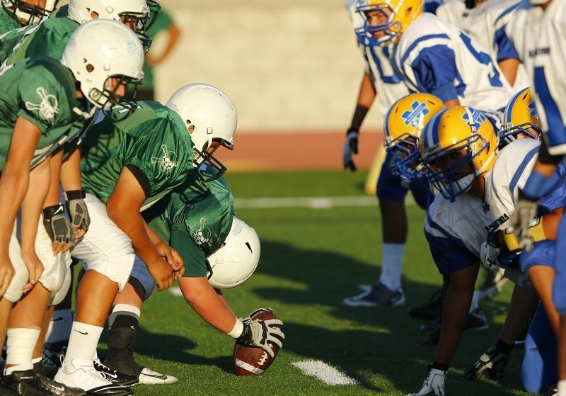 A new study links sports aggression and relationship abuse among high school students