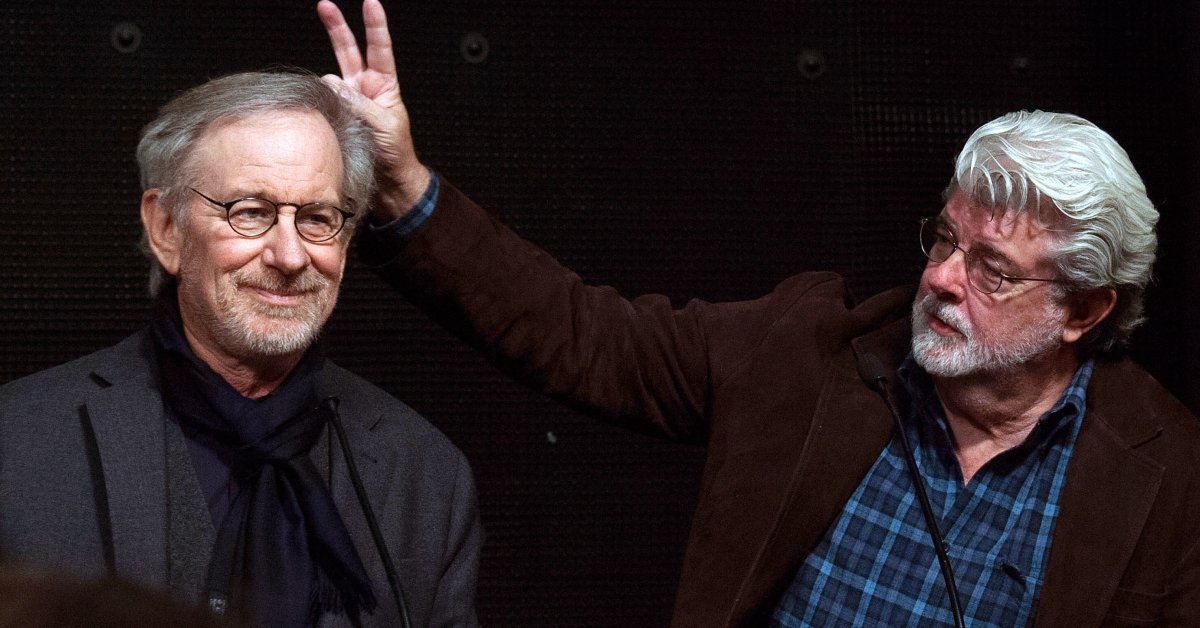 George Lucas Lost a Huge 'Star Wars' Bet to Steven Spielberg | Time