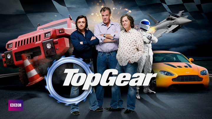 Top Gear UK                               Despite being a show about cars, Top Gear UK is more about the humorous interactions between its trio of hosts, Jeremy Clarkson, Richard Hammond and James May, than it is about the vehicles that they are ostensibly reviewing. The 19 seasons on Netflix seem rather intimidating, so we suggest starting out with their specials, like their East Coast Road Trip in Season 15, just to get a sample for the hilarity that awaits you.