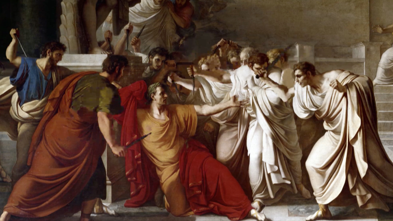 The Ides got Ceasar and they can get you too.