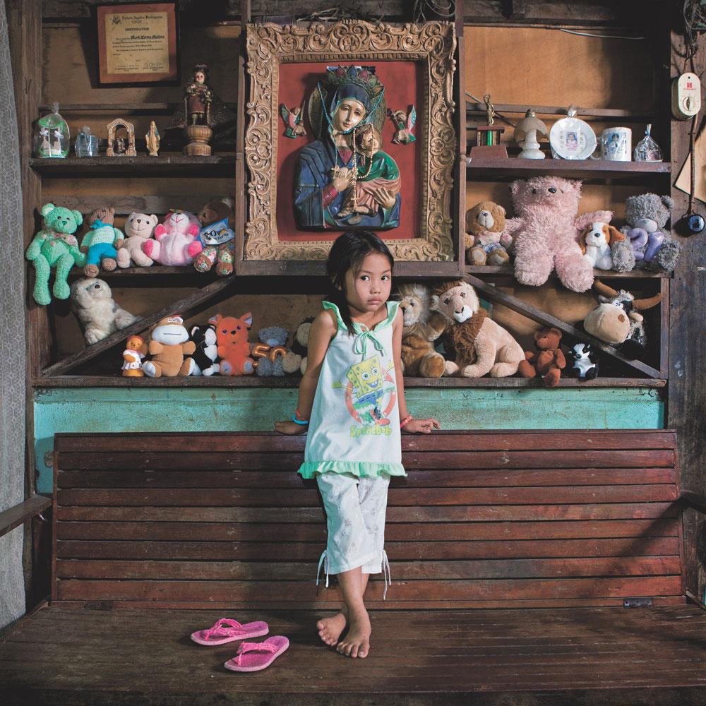 Allenah, 4                                                                                             El Nido, Philippines