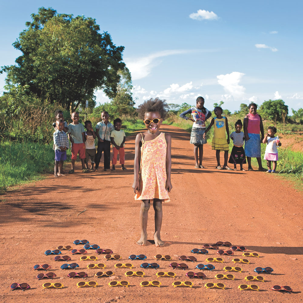 <strong>Maudy, 3</strong>                                                                                                         Kalulushi, Zambia