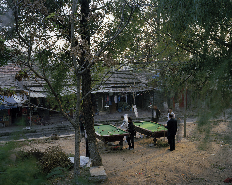 Village Pool, Beigao Beijing, 2008