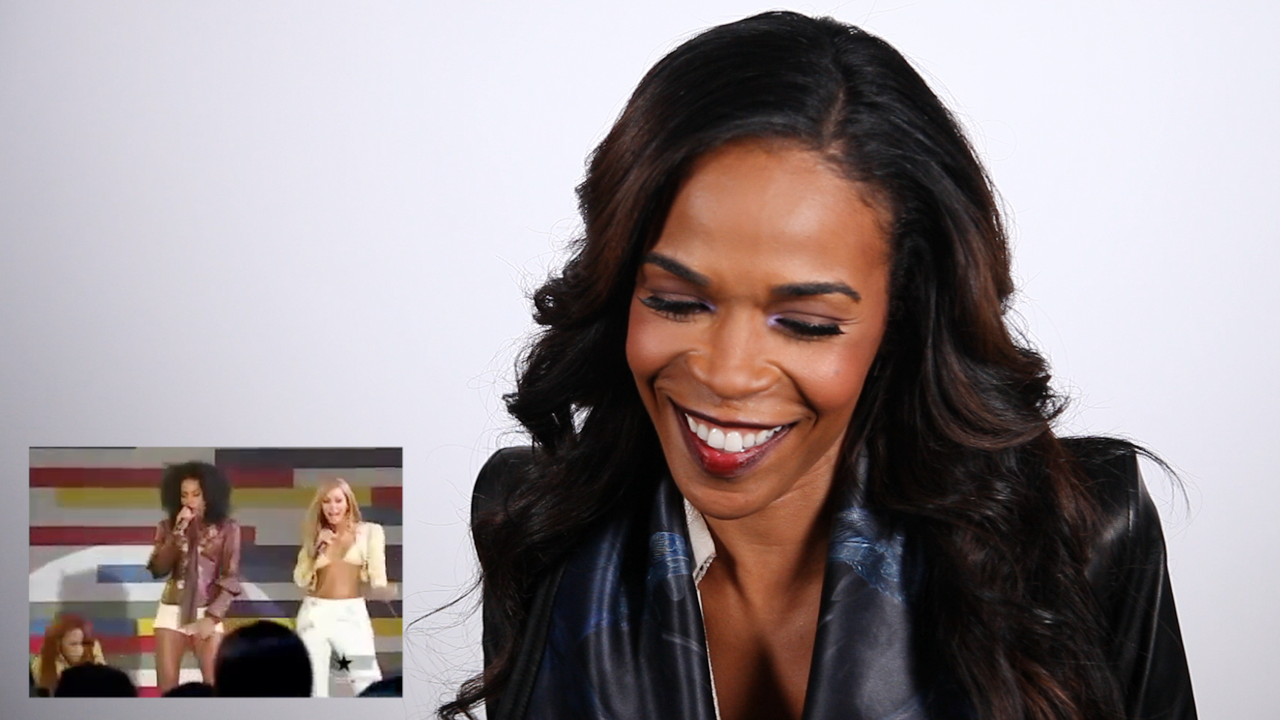 Michelle Williams relives her most embarrassing Destiny's Child moments