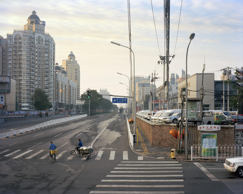 Intersection, Beijing, 2008