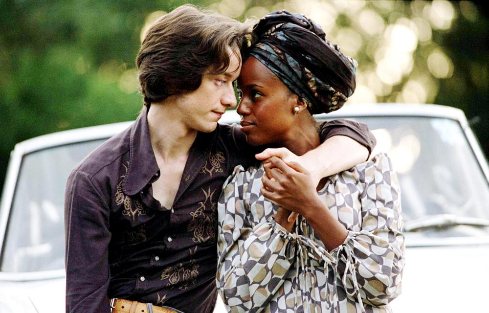 <b><i>The Last King of Scotland</i>, 2006:</b> Washington played Kay, the youngest of dictator Idi Amin's (Forest Whitaker) three wives, who is ostracised when she gives birth to an epileptic son. She has an affair with Amin's doctor and confidant, Nicholas Garrigan (James McAvoy), to disastrous ends.