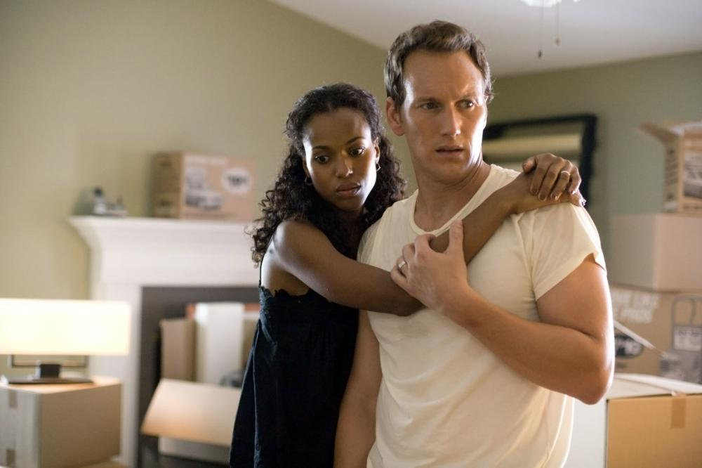 <b><i>Lakeview Terrace</i>, 2008:</b> In this thriller directed by Neil LaBute, Washington and Patrick Wilson play a couple who moves in to a racially mixed Los Angeles neighborhood, next door to a violent cop, played by Samuel L. Jackson.