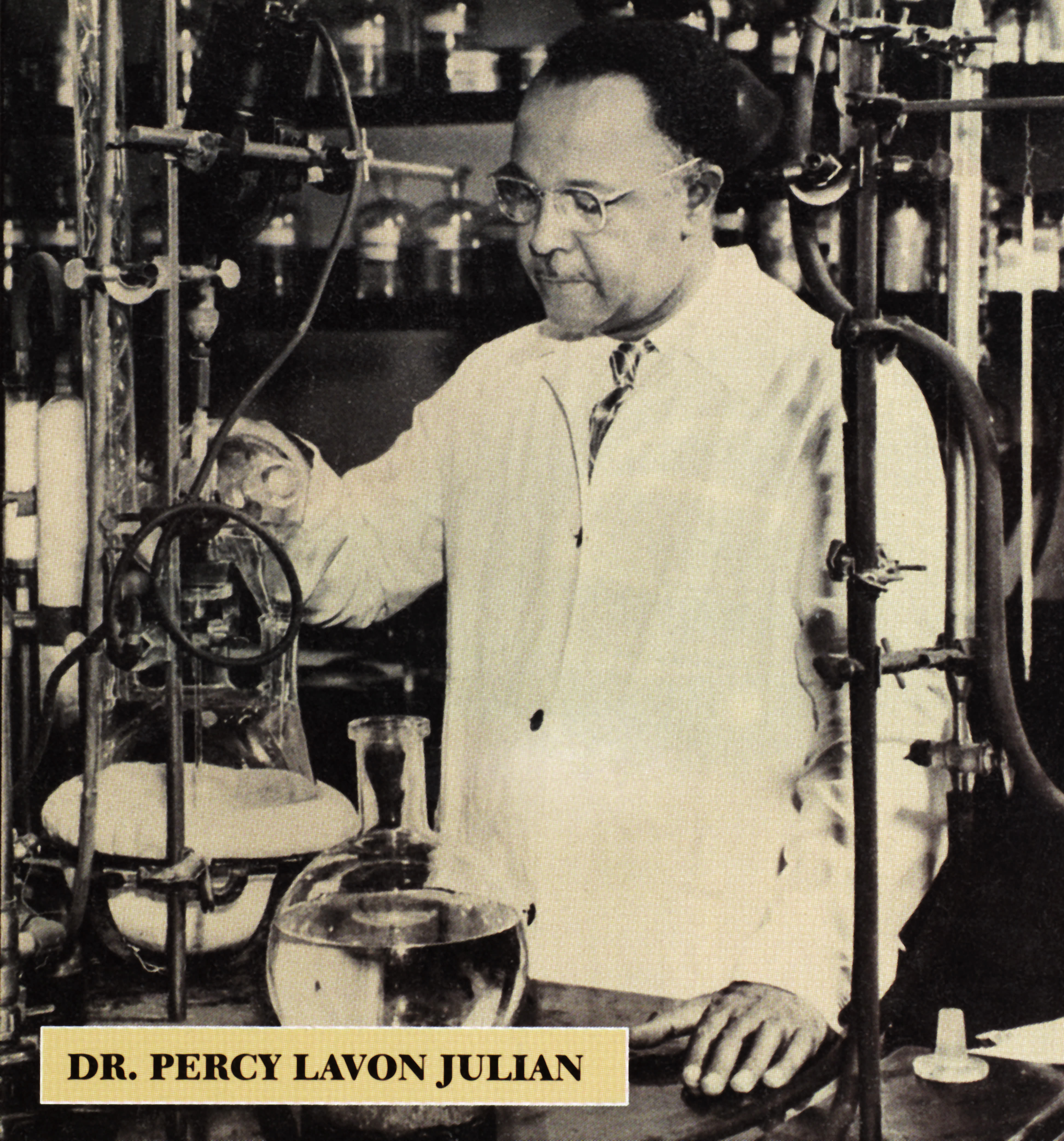 Dr. Percy Lavon Julian