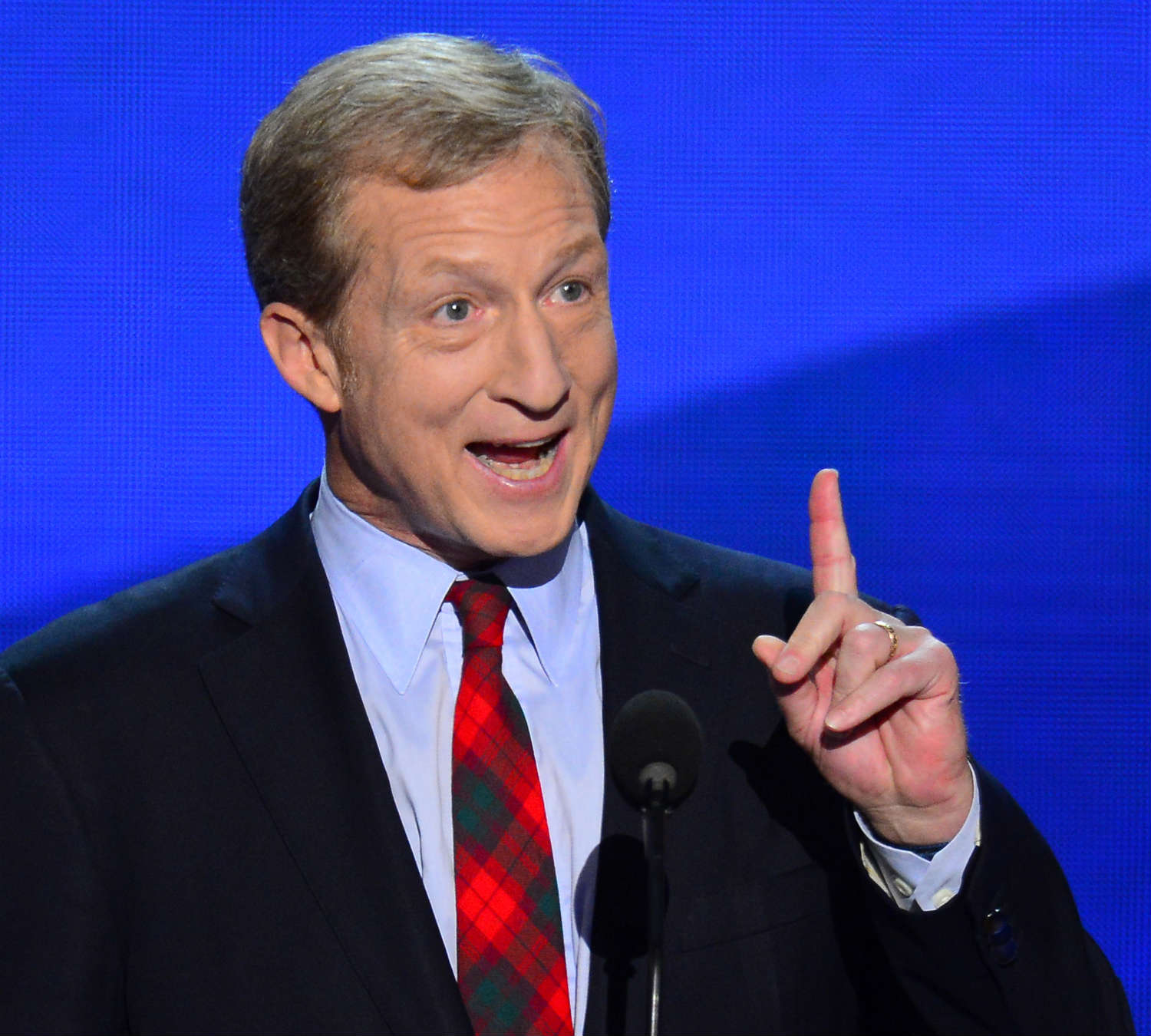 Steyer is one of several TIME 100 honorees fighting for the planet