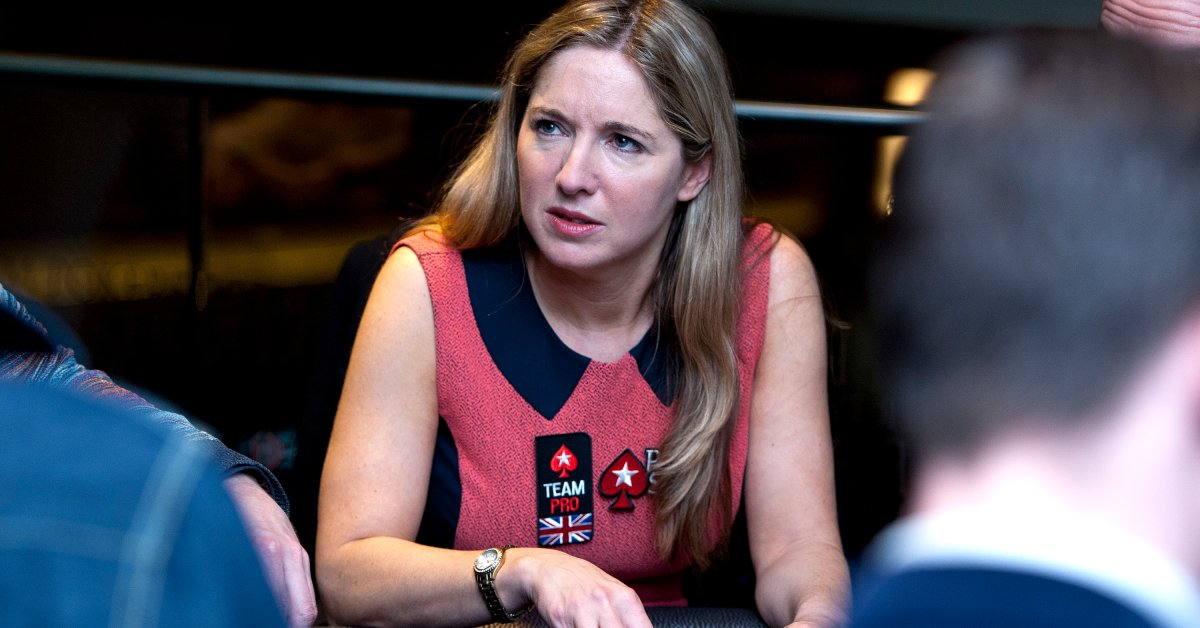 Victoria Coren Mitchell Talks Winning the European Poker