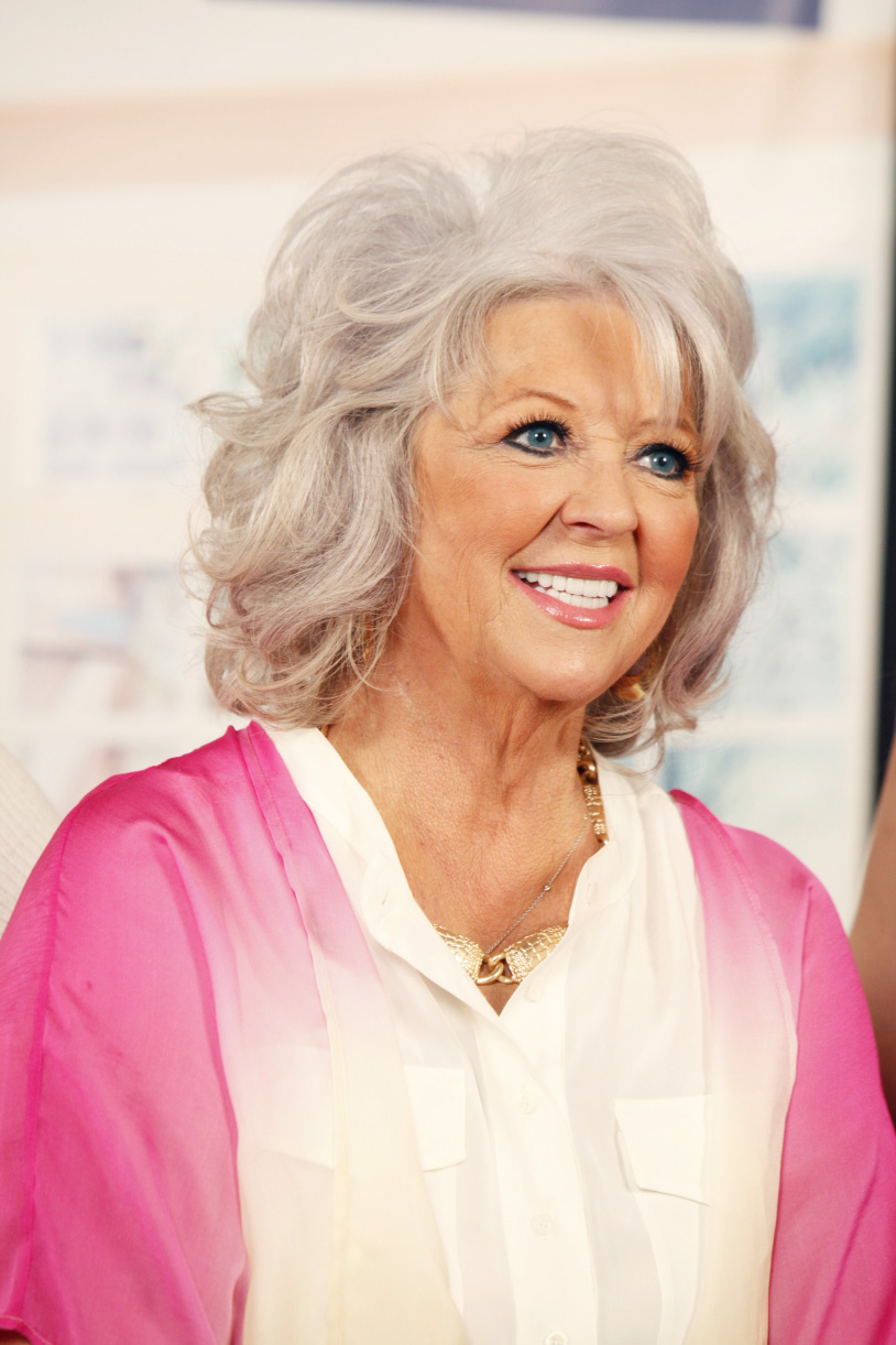 Paula Deen attends An Evening With Paula Deen at MotorCity Casino Hotel on April 25, 2013 in Detroit.