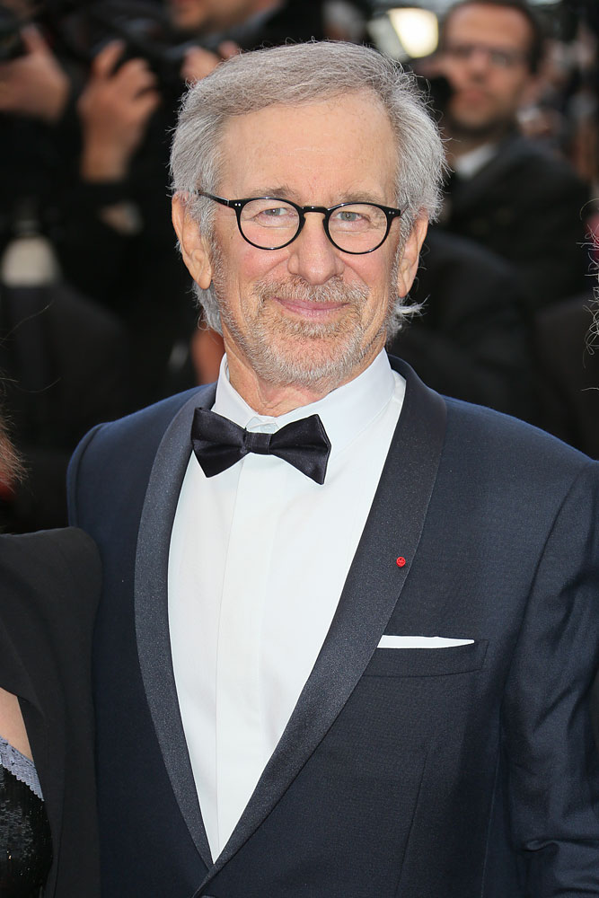 Steven Spielberg at the 66th Annual Cannes Film Festival on May 19, 2013 in Cannes, France.