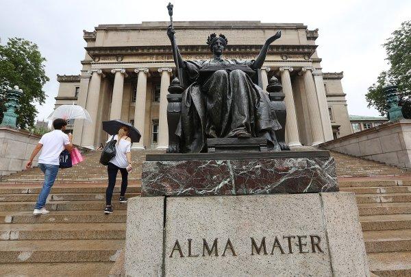 Columbia University Students File Title IX Sexual Assault