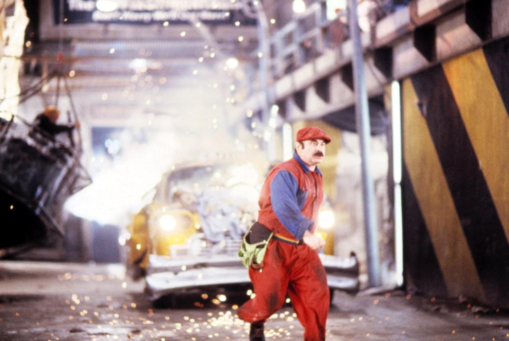 Super Mario Bros.                               He added princess saving to his long resume when he portrayed Mario in the live-action adaptation of the iconic video game character.