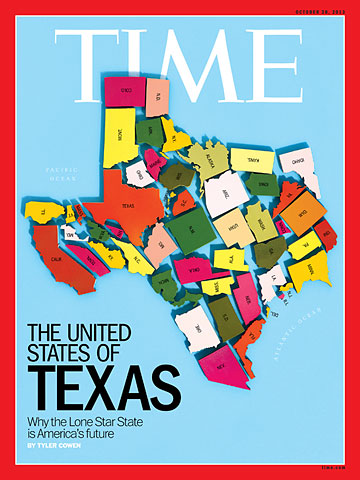 The United States of Texas Cover Story