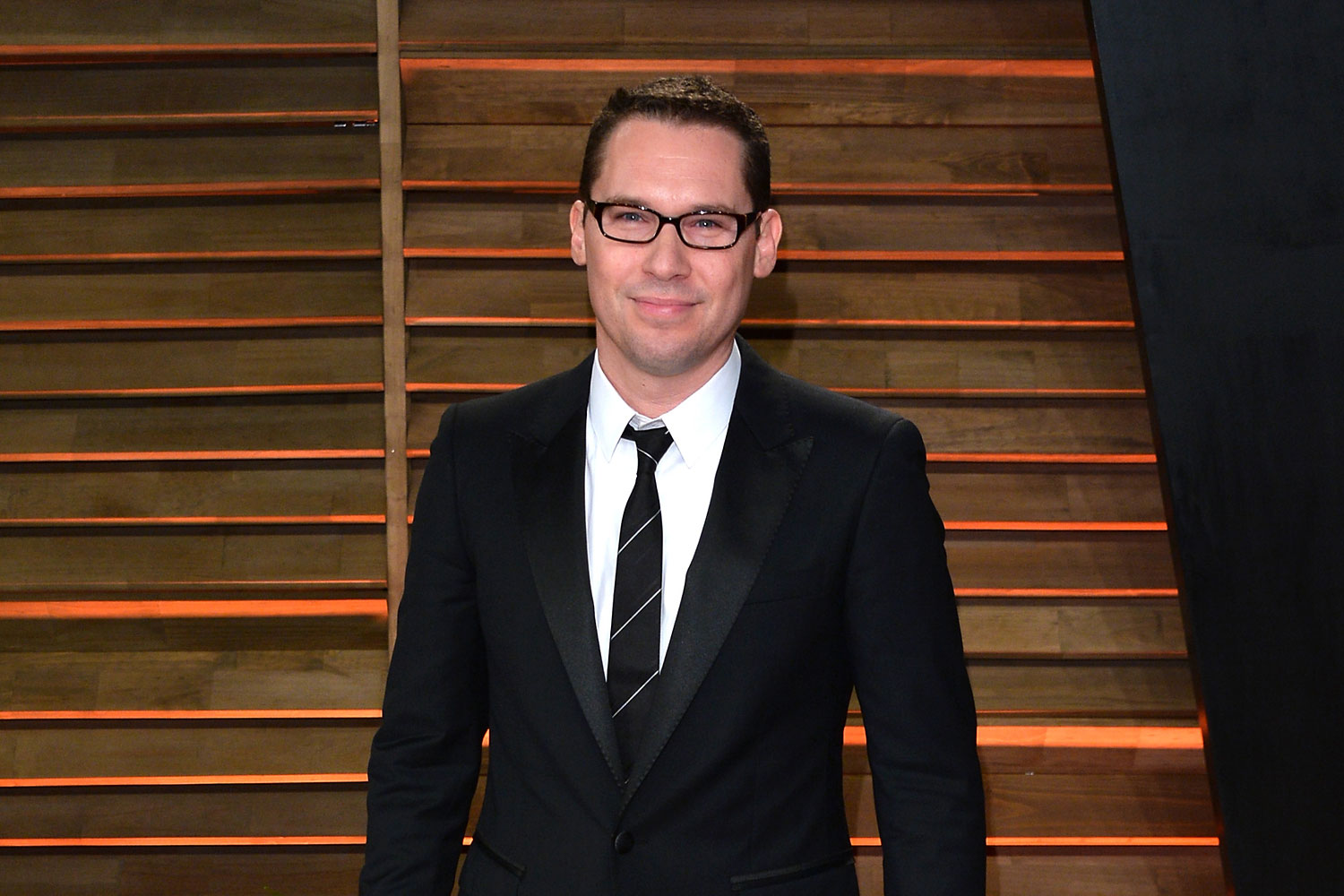 Director Bryan Singer attends the 2014 Vanity Fair Oscar Party hosted by Graydon Carter on March 2, 2014 in West Hollywood, Calif.