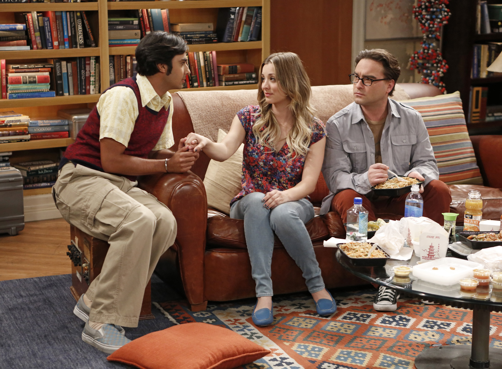 Since launching on the Chinese video-hosting website Sohu TV in 2009, The Big Bang Theory has racked up 1.3 billion views — equivalent to one view for every person in the country