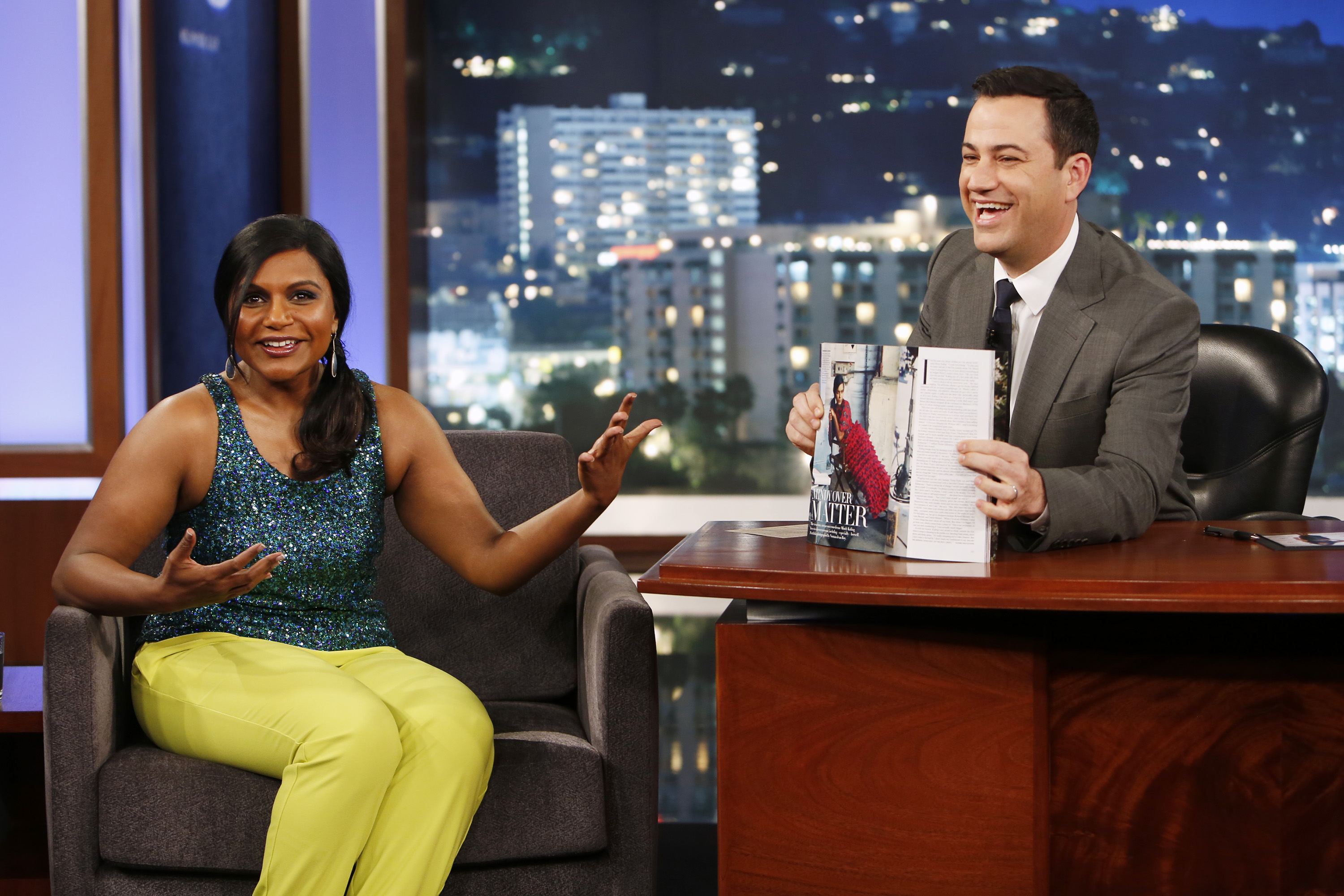 Even Mindy Kaling Can T Win The Body Image Wars Time