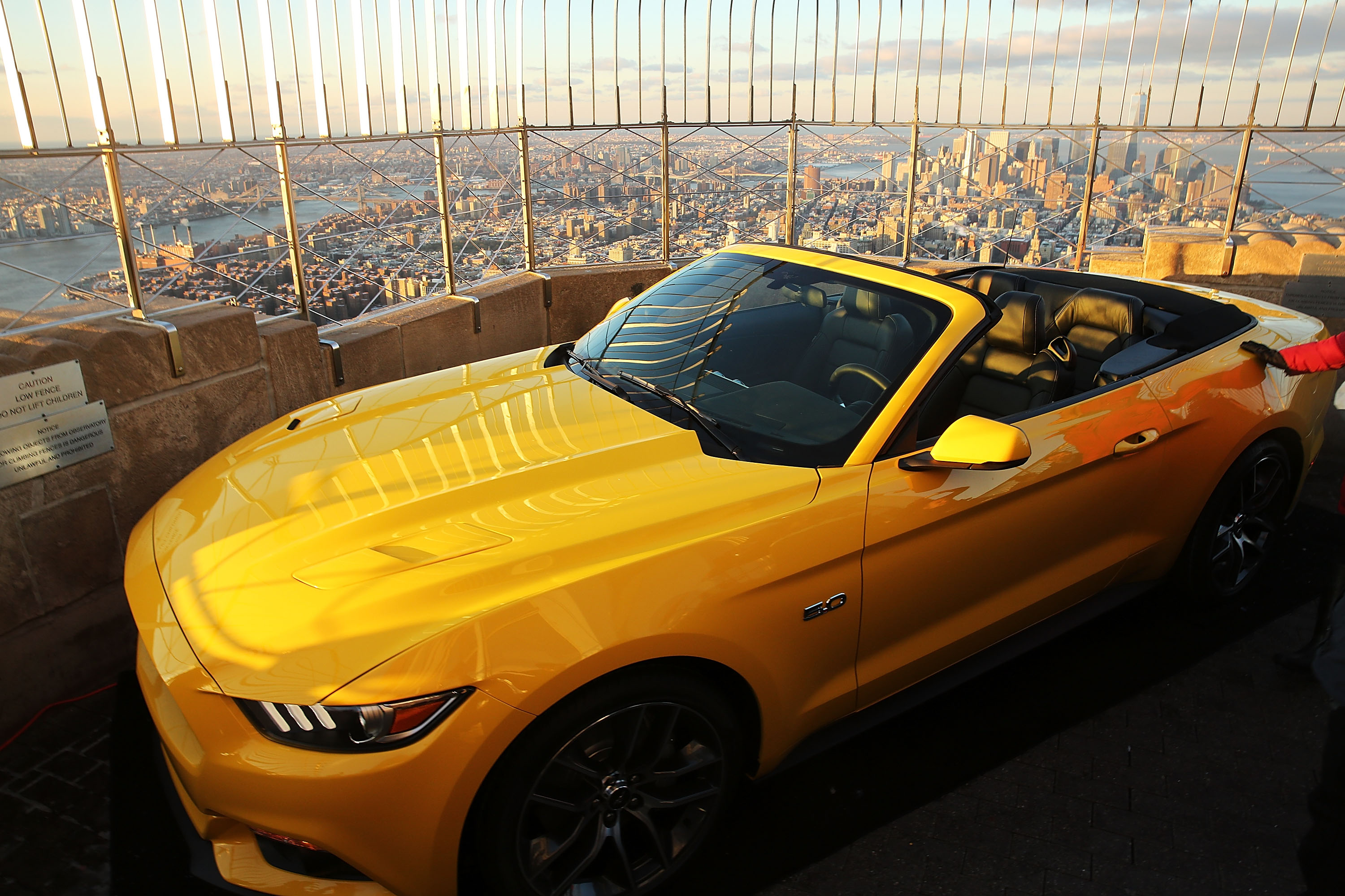 The Ford Mustang turns 50 this year.