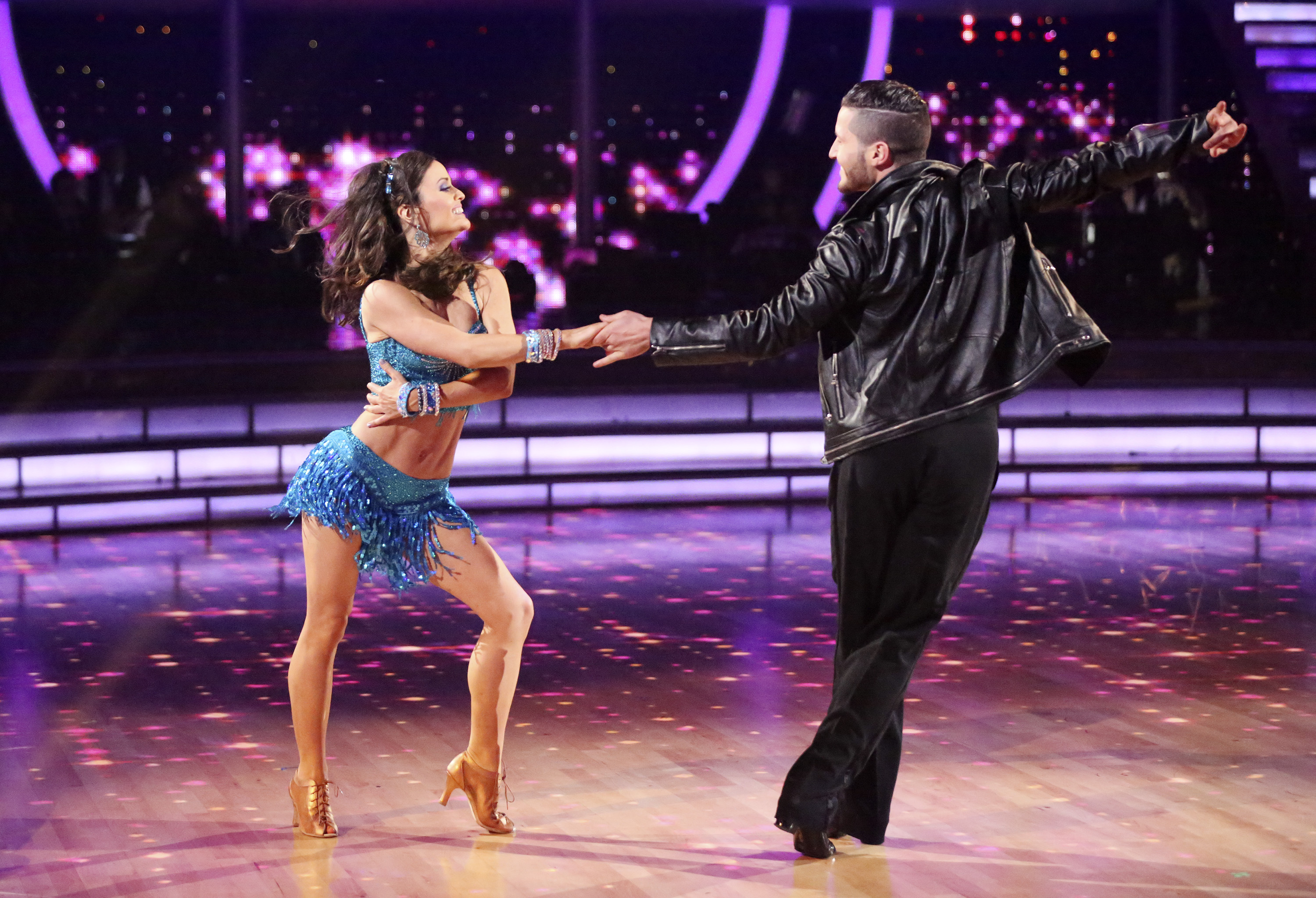 DANCING WITH THE STARS -  Episode 1806  - It's an all out celebration on  Dancing with the Stars  as the celebrities got the party started MONDAY, APRIL 21 (8:00-10:01 p.m., ET) on the ABC Television Network. T