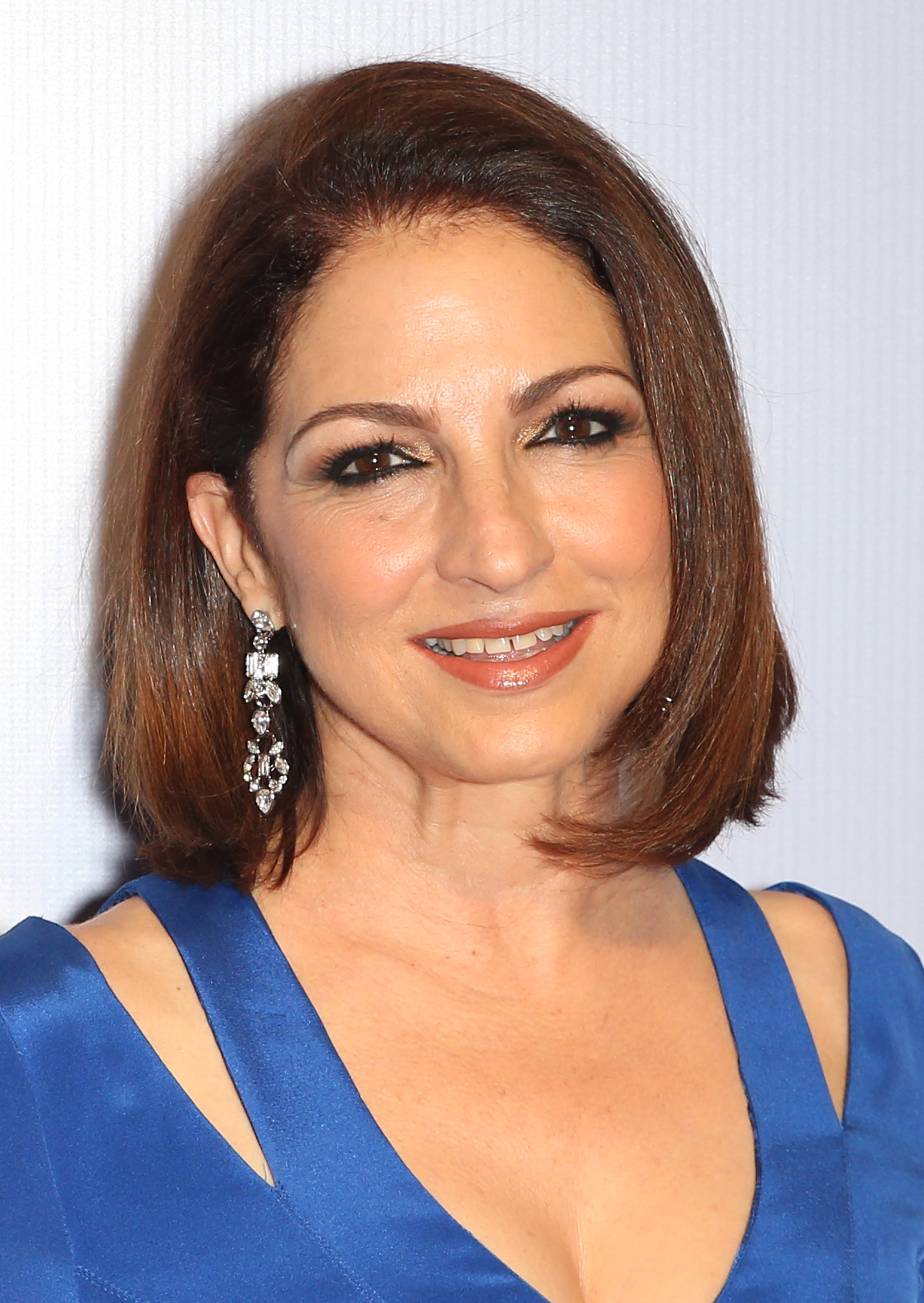 Honoree Gloria Estefan attends the 18th annual Keep Memory Alive 'Power of Love Gala' benefit for the Cleveland Clinic Lou Ruvo Center for Brain Health honoring Gloria Estefan and Emilio Estefan Jr. at the MGM Grand Garden Arena on April 26, 2014 in Las Vegas, Nevada.