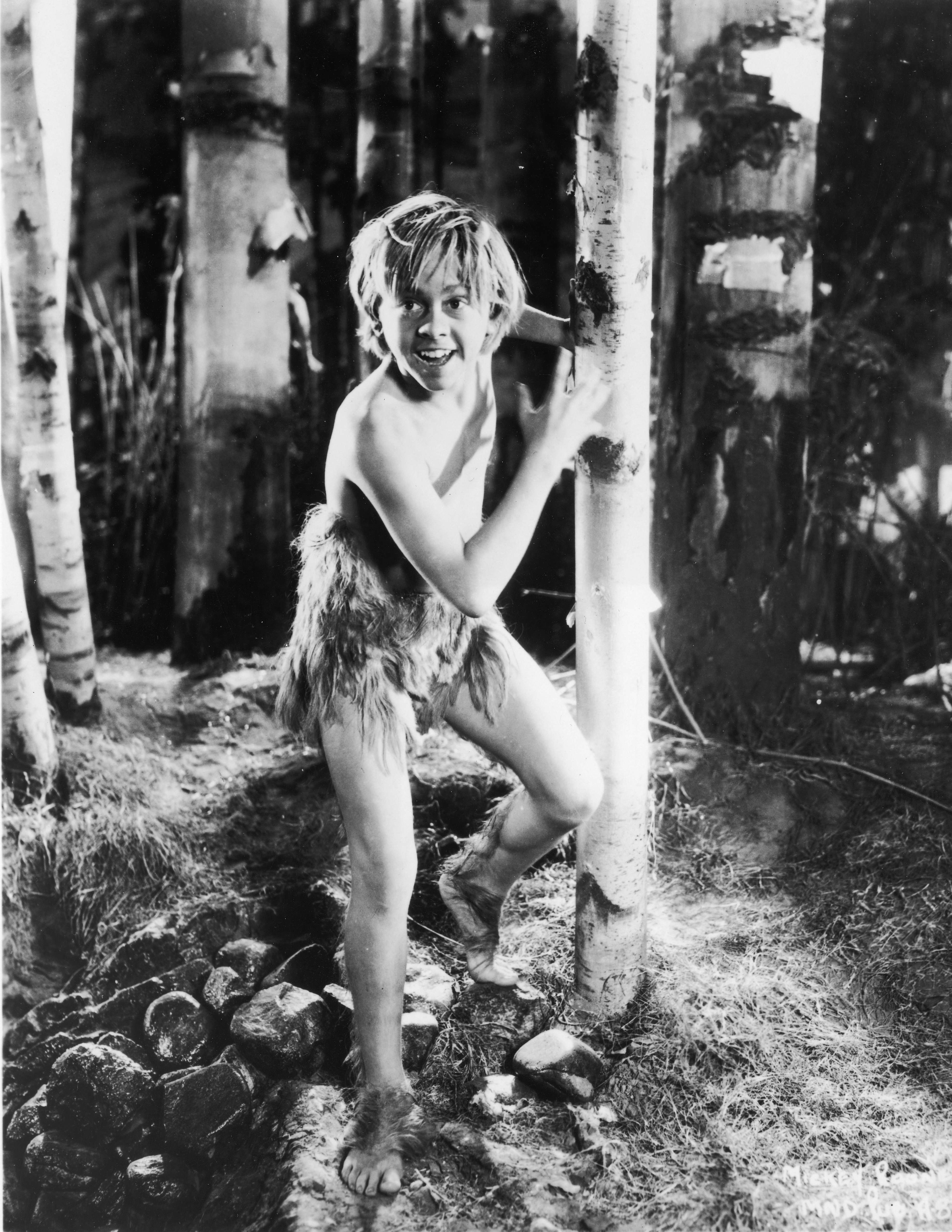 Rooney played Puck in the 1935 film <i>A Midsummer Night's Dream</i>.