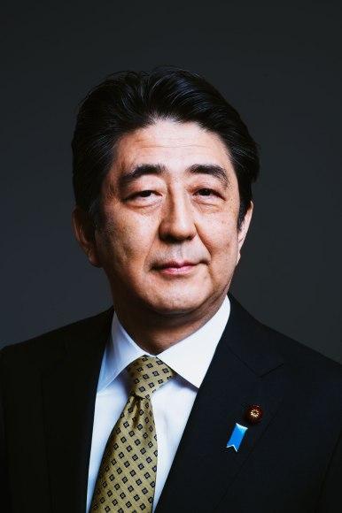 Shinzo Abe TIME 100
