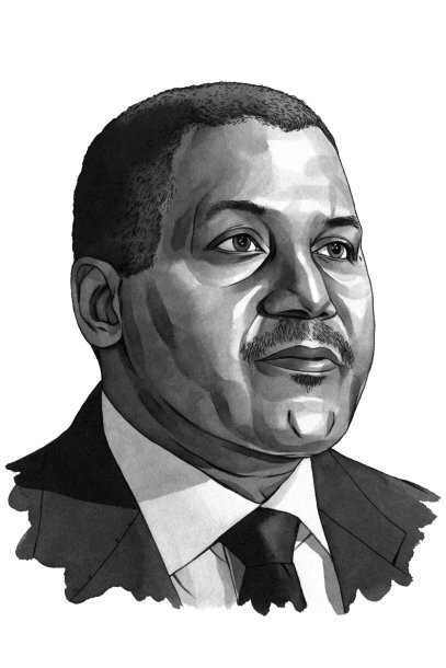 Aliko Dangote | TIME
