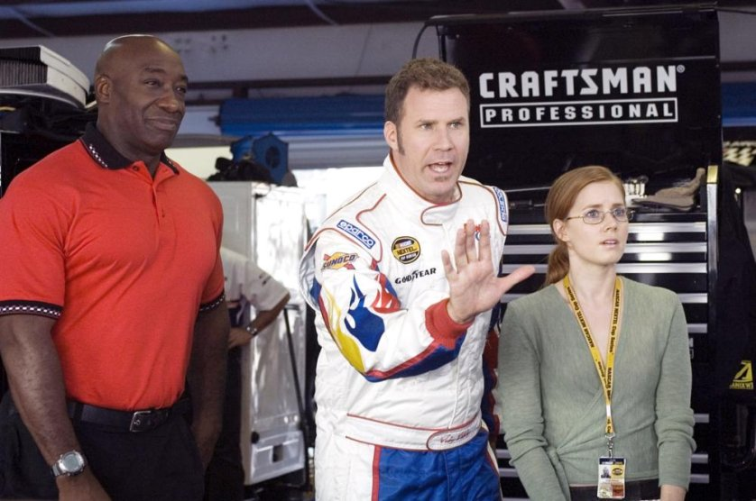 Susan, Talladega Nights: The Ballad of Ricky Bobby, 2006