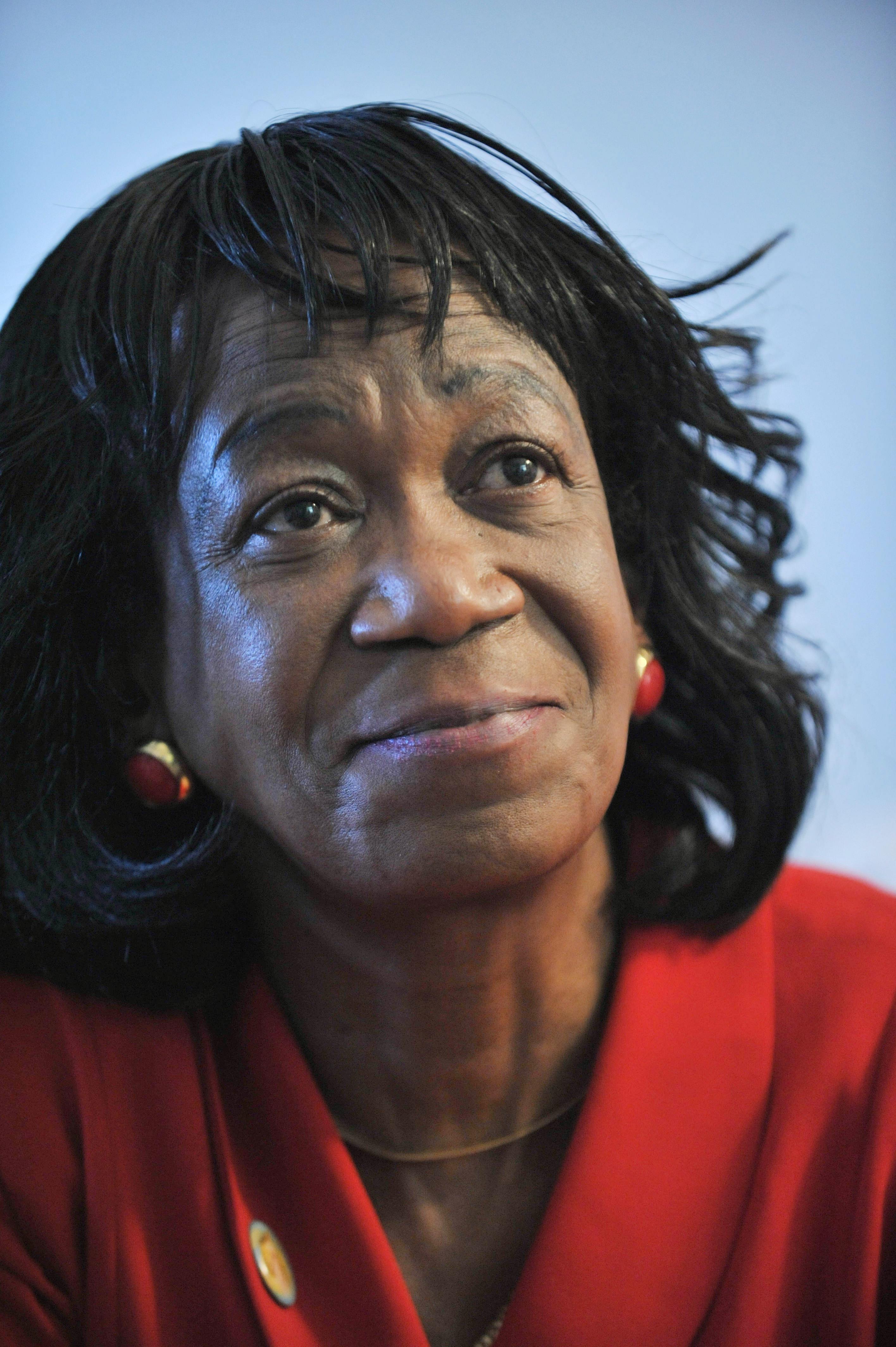 President Obama's aunt, Zeituni Onyango