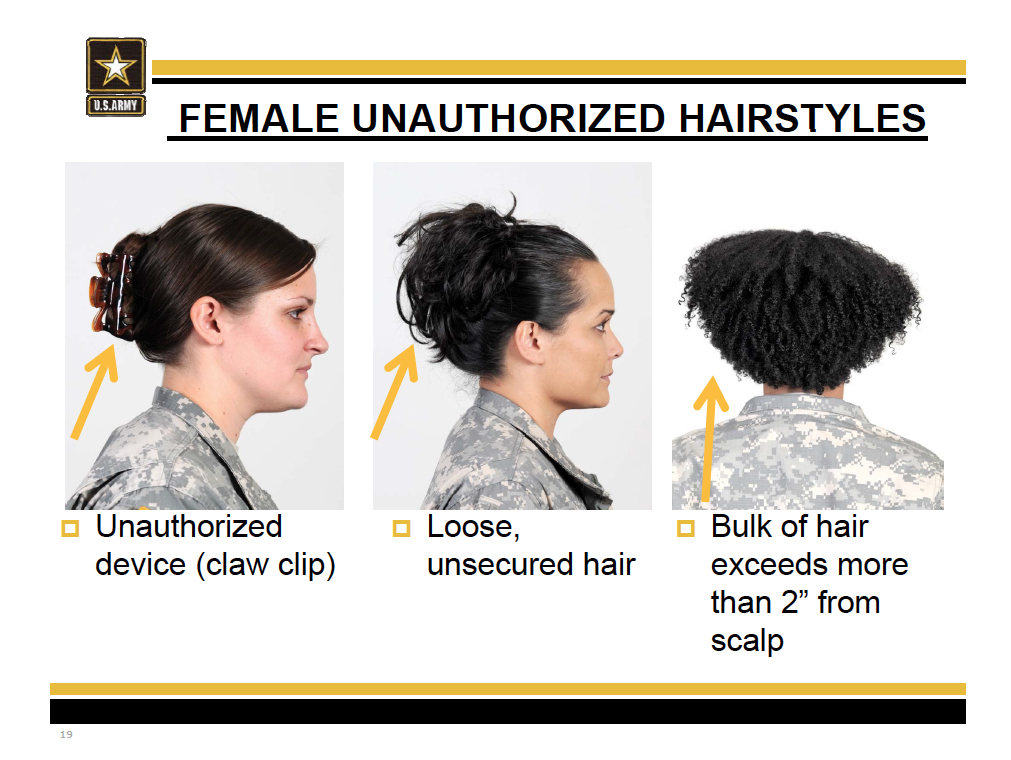 Military Haircuts For Females 13