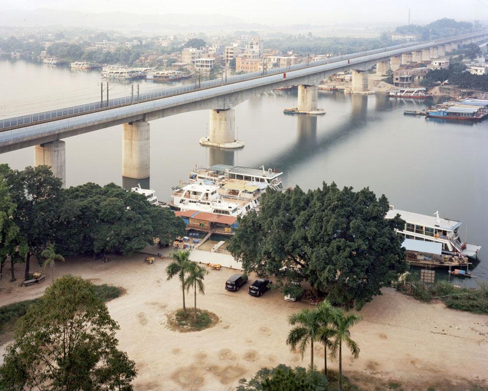 Bei River, Qingyuan Guangdong, 2012