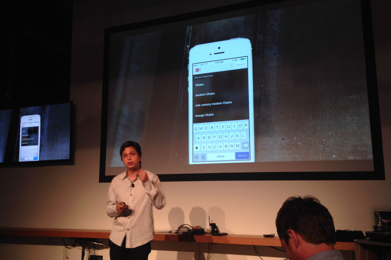 Ben Silbermann of Pinterest announces Guided Search