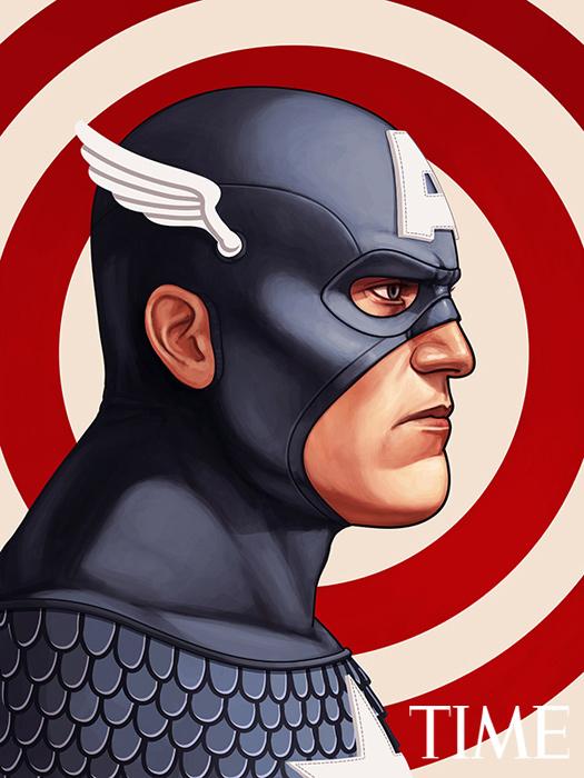 Exclusive: Captain America